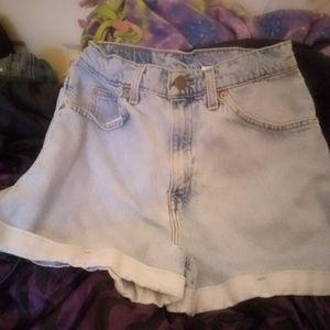 Vintage Levi 954 shorts